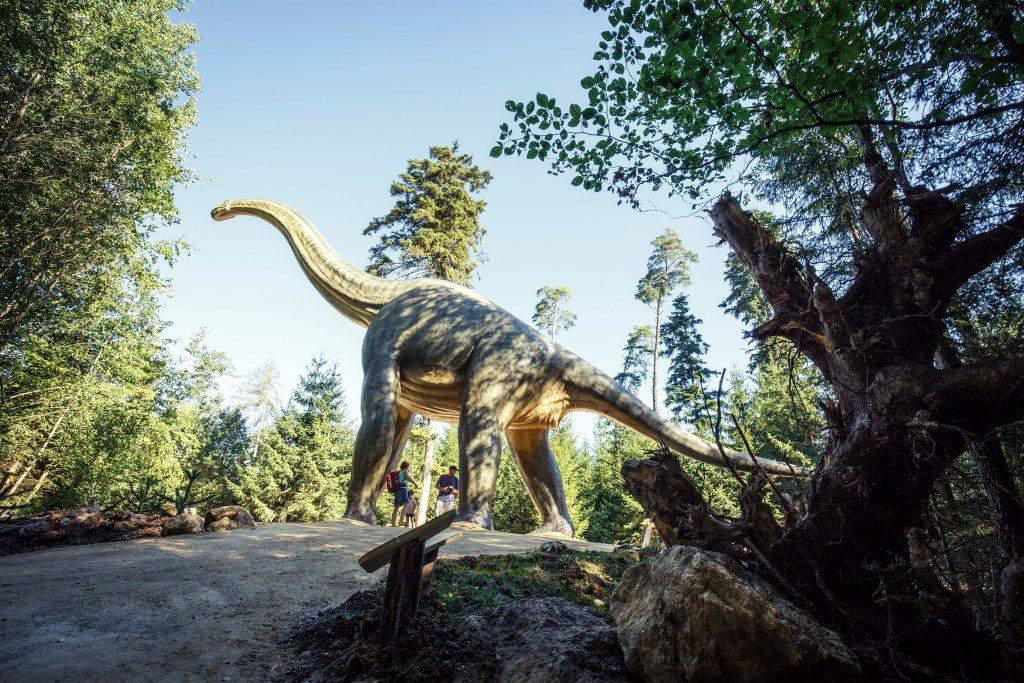 Dinopark in Denkendorf