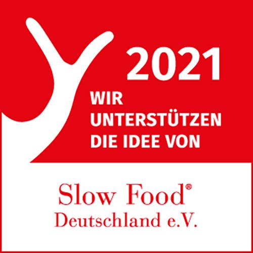 Slow Food Unterstützer 2021